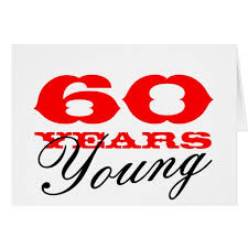 60 year birthday card birthday cards for 60 year 60th birthday card 60 years only 89p