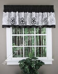 Black White Gray Curtains Beautiful Black And Gray Kitchen Curtains Koffiekitten