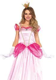 Halloween Costumes From Video Games Princess Peach Halloween Costume
