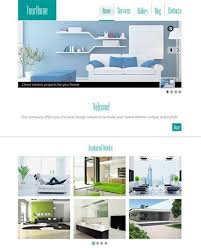 home interior website 30 awesome free and premium themes to design a winning
