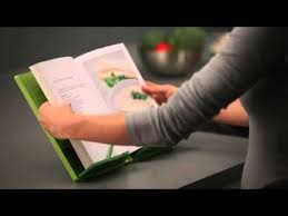 porte livre cuisine porte livre compact pliable joseph joseph cuisin store