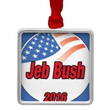 jeb bush ornaments keepsake ornaments zazzle