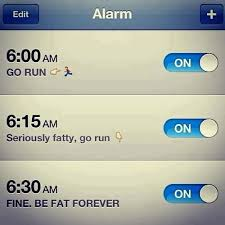 Alarm Clock Meme - motivational alarm clock funny