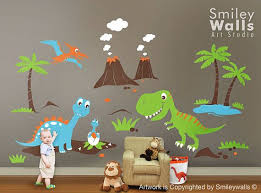 Best  Dinosaur Wall Stickers Ideas On Pinterest Dinosaur Wall - Kids room wall decoration