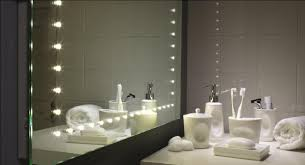 of marvelous bathroom decoration with modern bathroom mirror
