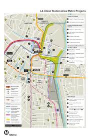 Metro Map Silver Line by Fresh Map The Many Projects Near And Dear To Union Station The