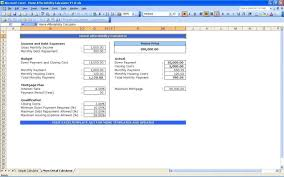 Mortgage Calculator In Excel Template Mortgage Calculator Spreadsheet Haisume