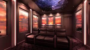 Optic Interiors Fiber Optic Ceilings Cinema Design Group