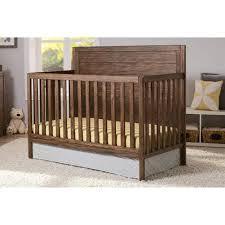 Oak Convertible Crib Delta Children Cambridge 4 In 1 Convertible Crib Oak Infant Bed