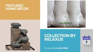 Home Decor Collection by Collection By Relaxus Featured Home Décor Youtube
