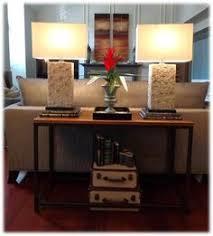 How To Decorate Sofa Table Emejing Sofa Table Design Ideas Images Home Design Ideas