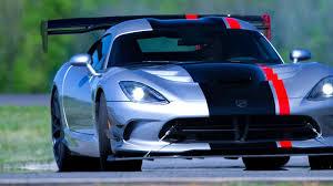 Dodge Viper Automatic - 2016 dodge viper acr meet the nastiest street legal viper ever made
