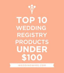 top 10 wedding registry whether you plan to actually get gifts from target for your