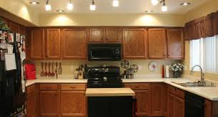 overhead kitchen cabinets lighting brown mahogany kitchen cabinets designs deluxe interior