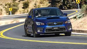subaru sports car wrx 2018 subaru wrx wrx sti pricing and specs tweaked looks more