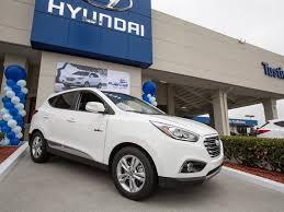 reviews on hyundai tucson 2015 hyundai tucson fuel cell road test review autobytel com