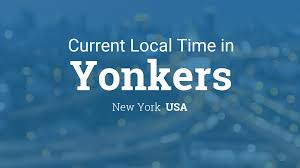 Yonkers Zip Code Map by Current Local Time In Yonkers New York Usa