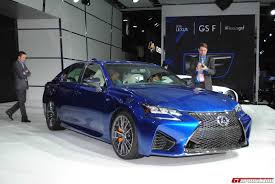 lexus v8 gs lexus gs f priced from 84 440 in the u s gtspirit