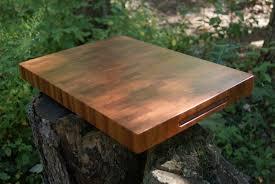 mahogany sapele end grain cutting board butcher block