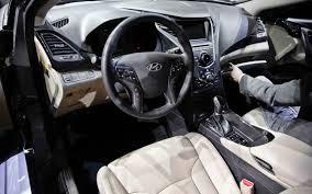 2012 hyundai azera first look motor trend