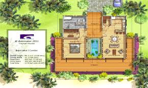 Small House Plans Modern Tropical House Plans Modern Stuning Corglife