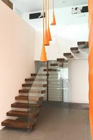 Modern Glass Stairs Design Organic Stair Design Makes Futuristic Indoor U2013 Fresh Design Pedia