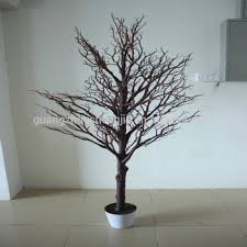 q082911wedding decoration tree branches for centerpieces