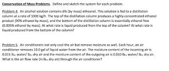 define and sketch the system for each problem pro chegg com