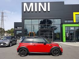 pre owned 2012 mini cooper classic local trade red on black loaded