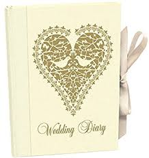 wedding diary roger la borde wedding diary co uk office products