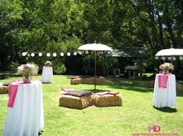 open air wedding decorations night outdoor wedding reception
