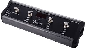 fender mustang 2 footswitch fender footswitch 4 button mustang thomann united emirates
