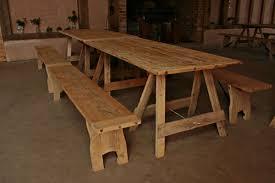 trestle tables for sale rustic trestle table sale coma frique studio 610819d1776b