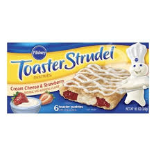 Pillsbury Toaster Strudel Flavors Pillsbury Toaster Strudel Only 0 91 At Target