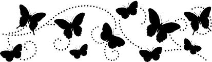 butterfly with swirls butterfly with swirls stock photo image