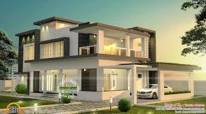 beautiful house picture kerala home design gallery of roof modern designs styles flat