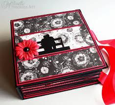 personalized scrapbook album personalized scrapbook album personalized anniversary gift