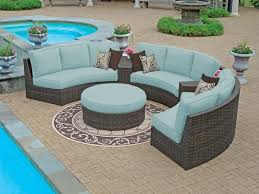 Patio Furniture Resin Wicker by 22 Best Outdoor Deep Seating Images On Pinterest Outdoor Patios