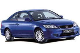 honda civic 2 door coupe model information akr performance