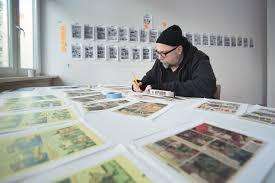 international artist in residence program
