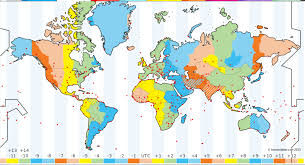 Global Time Zone Map by Event Friday Aug 30 2013 6pm Pacific Time Ronmamita U0027s Blog