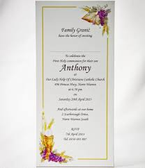 holy communion invitations holy communion invite occasions