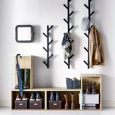 inspiring design for oak coat rack ideas 30 diy tree coat racks