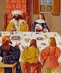 cuisine au moyen age bnf gastronomie médiévale