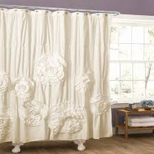 awesome ruffled shower curtain pictures design ideas 2018
