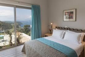 architecture bedroom skiathos greece villa by hhh architects