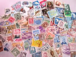 vintage postage stamps from around the world old stamps for