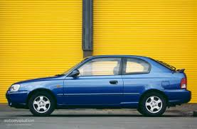3 door hyundai accent hyundai accent 3 doors specs 1999 2000 2001 2002 2003