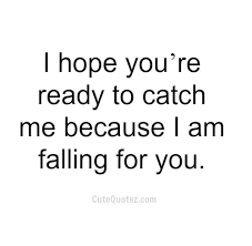 falling for you quotes for search my