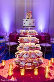 Inspiring Cupcake Indian Wedding Cake In Orlando Fl Indian
